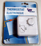 Thermostat electronique