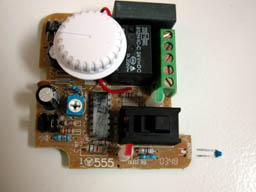 Modification d'un thermostat domotique 3